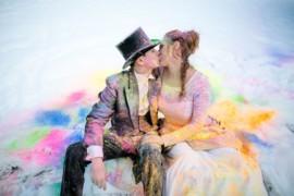 10 tendenze di servizio fotografico di matrimonio.
