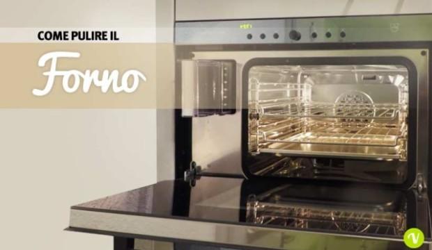 Come pulire il forno con rimedi naturali