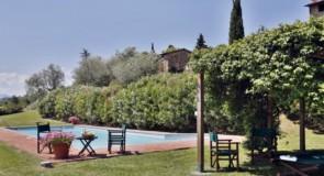 Vacanza in toscana: villa in risalto