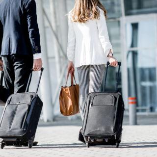 Viaggi spesso per lavoro? Segui questi consigli per rendere gli spostamenti più piacevoli