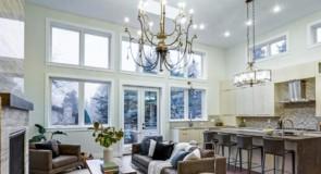 Guida alla scelta per l'illuminazione per gli interni