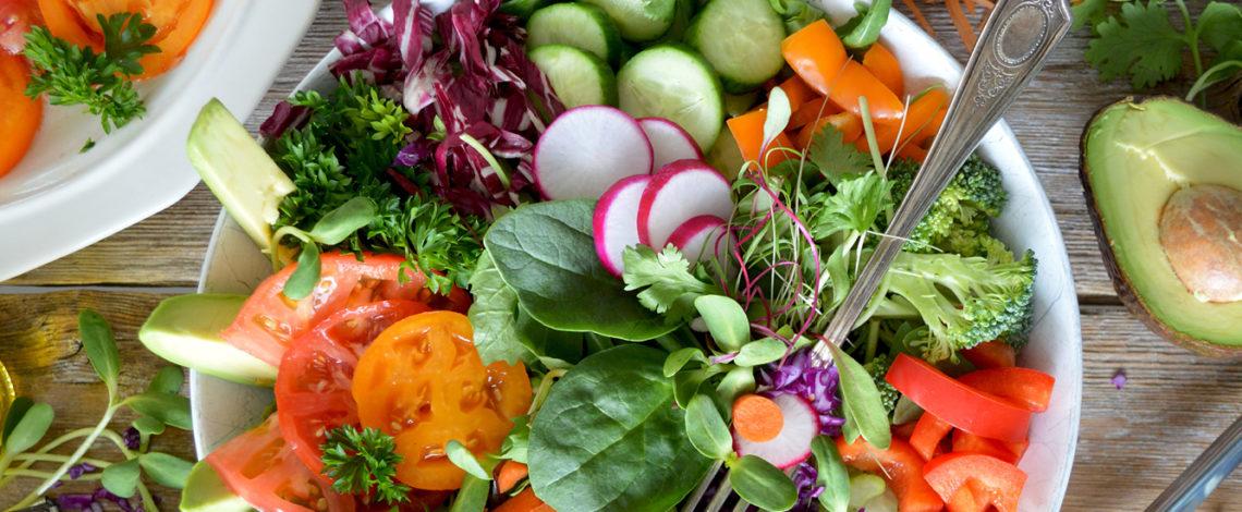 alimentazione antiossidanti